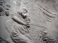Барельеф на стене | Low relief