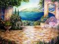 Художественная роспись стены | Wall Painting