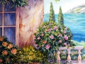 Художественная роспись стены   Wall Painting